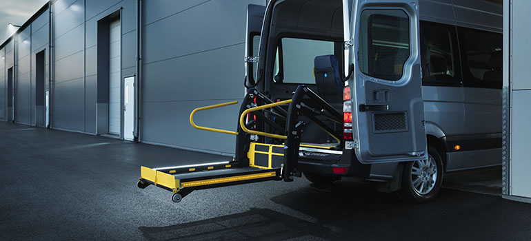 commercial wheelchair lift. Noise Can Have A Major Negative Impact On The Work Environment Of Commercial Driver. As Positive Wheelchair Lifts Are For Accessibility, Lift E