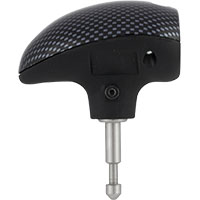 Carospeed Menox black and white patterned hand control