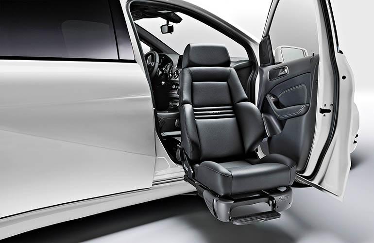 Turny Evo seat lift | Autoadapt