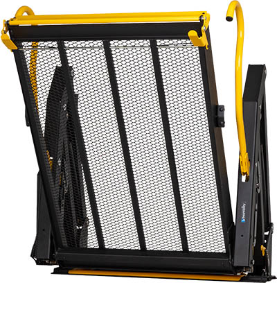 E-Series solid platform wheelchair lift.