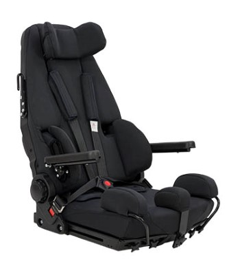 Adapted car seat