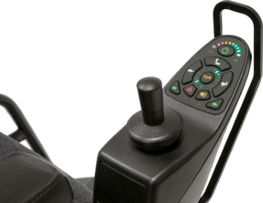 Carony Go wheelchair control unit